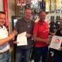 Sponsorovereenkomst Challenge Almere-Amsterdam