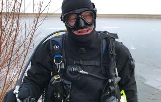 PADI Ijsduik Specialty ABC Dive
