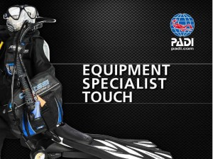 PADI Equipment Specialist Touch