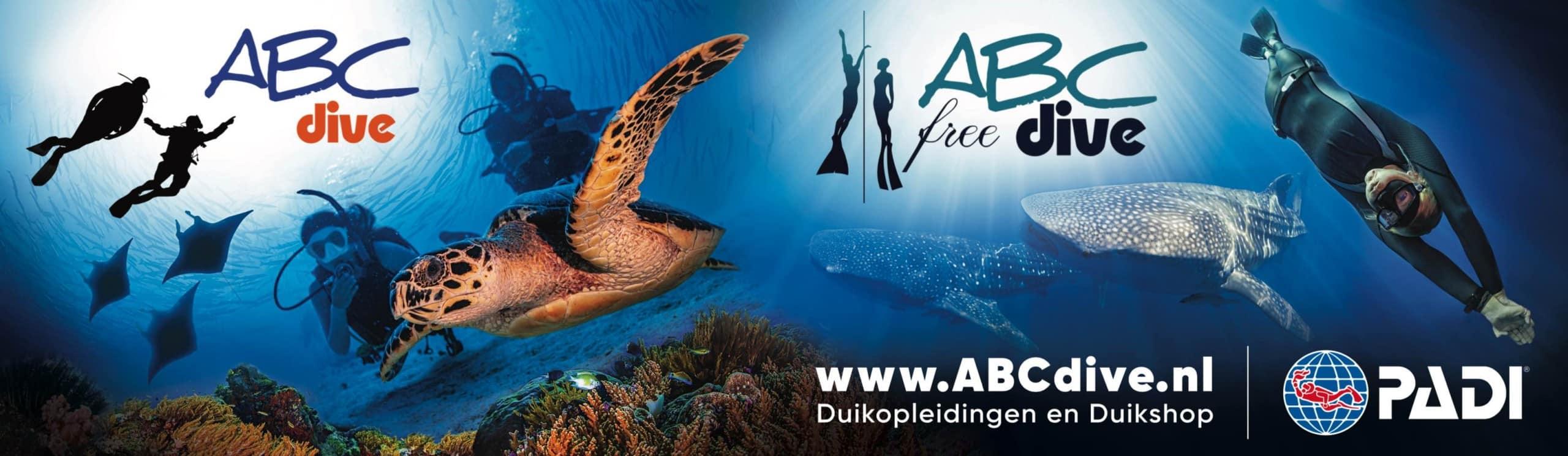ABC Dive ABC free Dive banner
