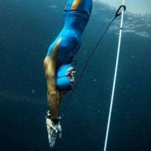Octopus Lanyard Freediving