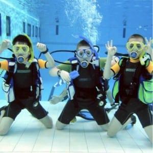 PADI Seal Team Kids