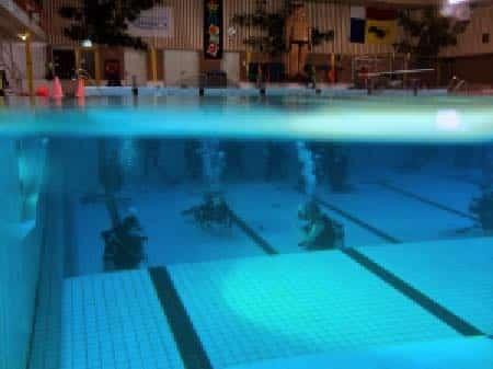 Zwembad ABC Dive
