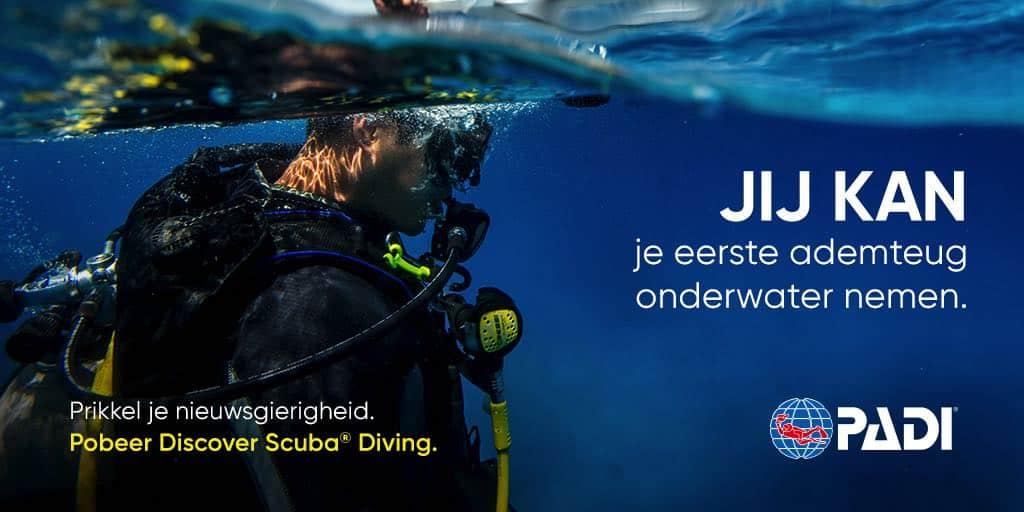 PADI Discover Scuba Dive