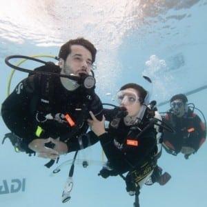 PADI Open Water Scuba Instructor IDC